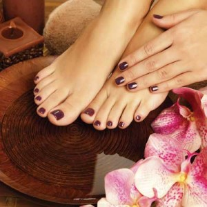 Pedicures and Manicures at Joey's Salon